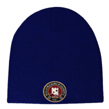 Ballynahinch Olympic Beanie hat Navy 2019